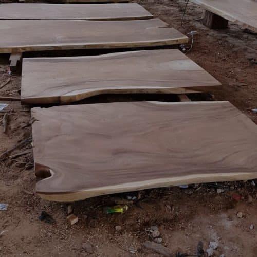 Suar Wood Slabs