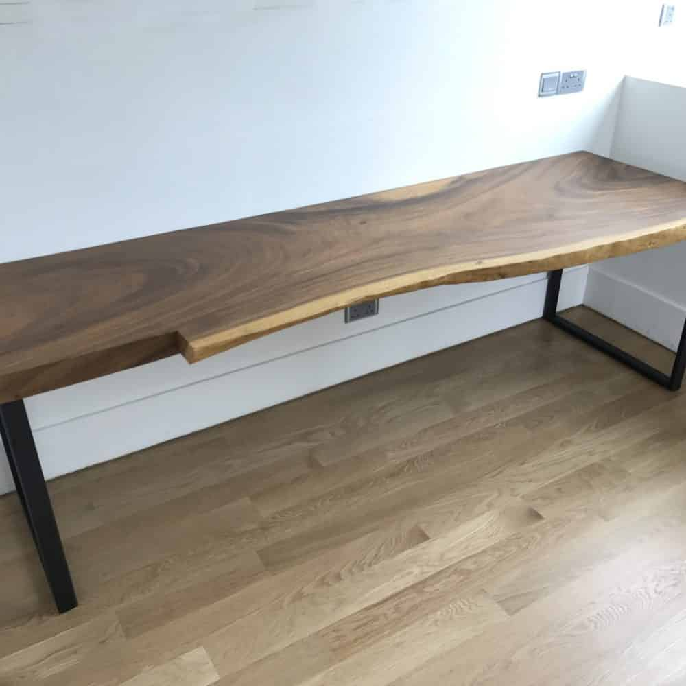 Suar Wood Study Table