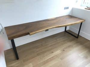 Suar Wood Study Table