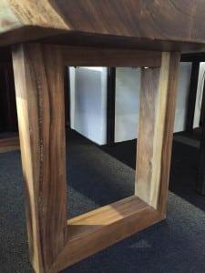 suar wood legs