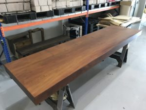 Solid Wood After Coating
