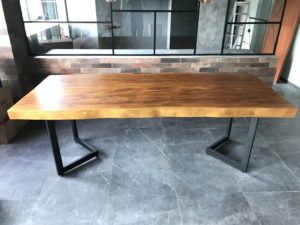 Solid Wood Dining Table 3