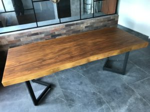 Solid Wood Dining Table 5