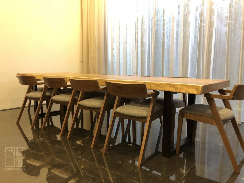Suar Wood Dining Table Singapore
