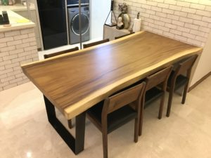 Wooden Table Singapore 2