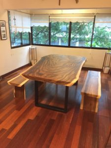 Wooden Table Top 3