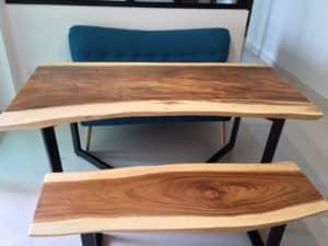 Suar Wood Bench